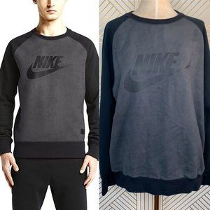 Nike Cristiano Ronaldo Suede Crewneck Sweatshirt